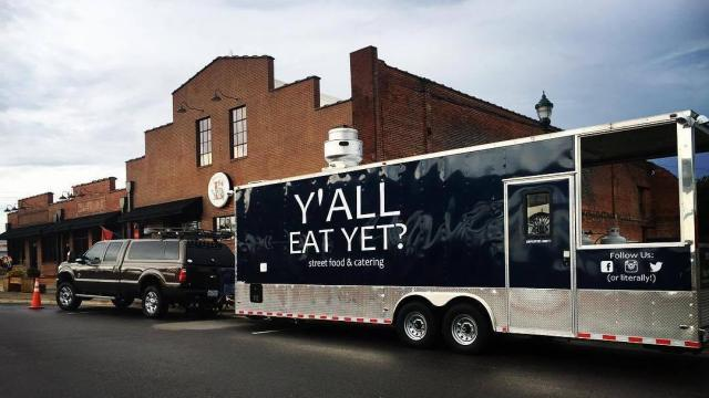 Discover Wilson Y'all Eat Yet Truck