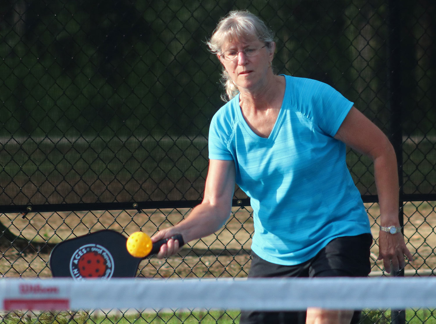 Discover Wilson Retiree Pickleball
