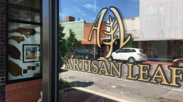 Discover Wilson Artisan Leaf
