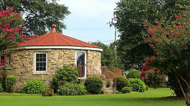 Discover Wilson Round House Museum
