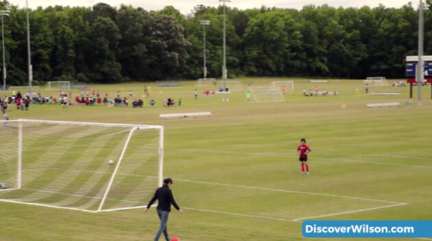 Discover Wilson Soccer