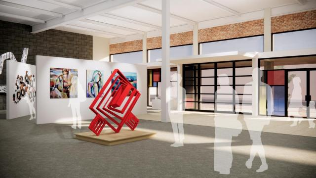 Discover Wilson Arts Center