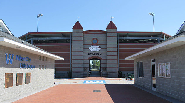 Discover Wilson Gillette Athletic Complex